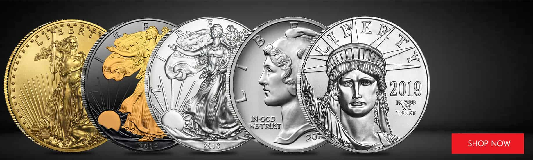 2019 American Eagle Coins