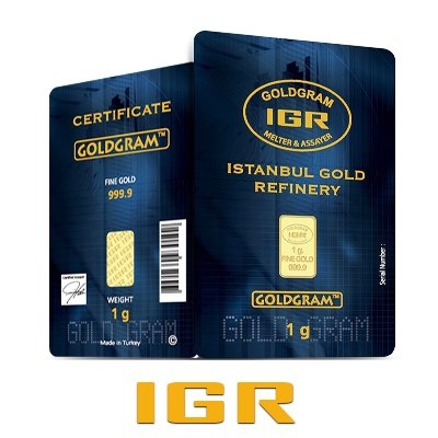 Private Mint - Istanbul Gold Refinery