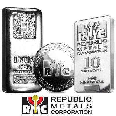 Private Mint - Republic Metals Corporation