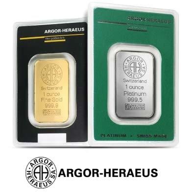 Private Mint - Argor-Heraeus