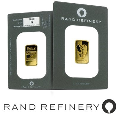 Private Mint - Rand Refinery