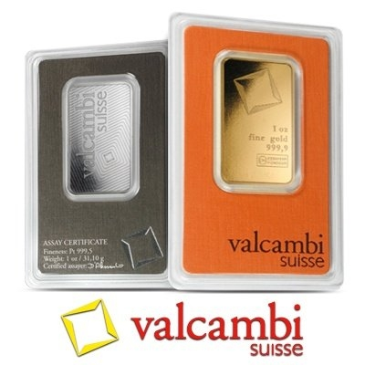 Private Mint - Valcambi Suisse