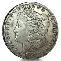 Silver Morgans