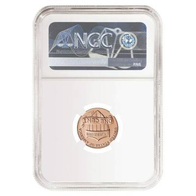 2019 W Reverse Proof Lincoln Penny Cent Comm. NGC PF 70 ER (Lincoln Label)