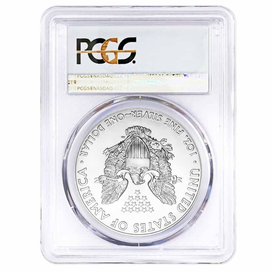 UNC 1oz 2020 Silver Eagle /& 1oz Confirmation .999 Silver Rd Gift Packaged